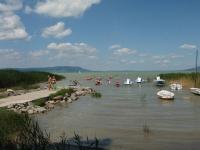 Táborhelyszínek, Balatonfenyves ifjúsági tábor. strand