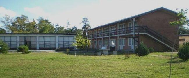 Táborhelyszínek, Balatonfenyves ifjúsági tábor