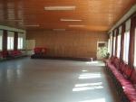 Táborhelyszínek Balatonszemes Üdülő terem