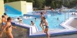 Táborhelyszínek, Balatonszemes Hunyadi tábor élményfürdő