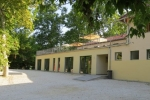 Táborhelyszínek Balatonszemes P tábor épület