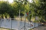 Táborhelyszínek Balatonszemes P tábor kondipark