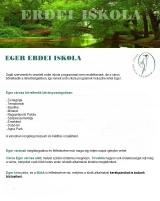 Táborhelyszínek, Eger Hotel Erdei Iskola
