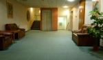 Táborhelyszínek, Eger Hotel U folyosó
