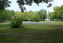 Táborhelyszínek Fonyód Ifjúsági Tábor sportpálya