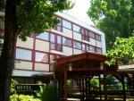 Táborhelyszínek Szántód Ifjúsági Hotel épület