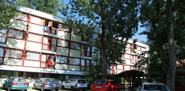 Táborhelyszínek Szántód Ifjúsági Hotel fejléc