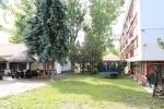 Táborhelyszínek Szántód Ifjúsági Hotel udvar