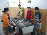 Táborhelyszínek, Fonyód Ifjúsági Tábor - csocsó