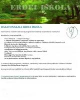 Táborhelyszínek Balatonakali Ifitábor A Erdei Iskola