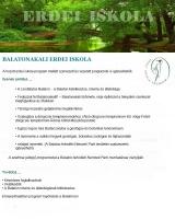 Táborhelyszínek Balatonakali Ifitábor B Erdei Iskola