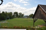 Táborhelyszínek Balatonakali Ifjúsági Tábor udvar