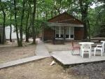 Táborhelyszínek Balatonalmádi Ifjúsági Tábor faházak