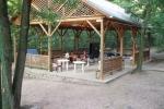 Táborhelyszínek Balatonalmádi Ifjúsági Tábor pavilon