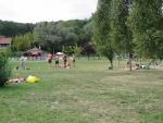 Táborhelyszínek Balatonalmádi Ifjúsági Tábor strand
