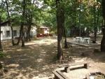 Táborhelyszínek Balatonalmádi Ifjúsági Tábor udvar