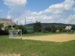 Táborhelyszínek Balatonrendes Pálköve tábor focipálya