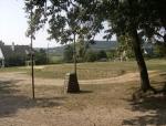 Táborhelyszínek Balatonrendes Pálköve tábor udvar 2