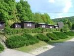Táborhelyszínek Bodajk Ifjúsági Tábor kisházak