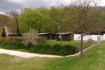 Táborhelyszínek Bodajk Ifjúsági Tábor park részlet