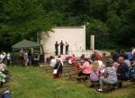 Táborhelyszínek Bodajk Ifjúsági Tábor színpad