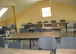 Táborhelyszínek Ceglédfürdő Ifjúsági Tábor oktatóterem
