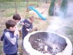 Táborhelyszínek Ceglédfürdő Ifjúsági Tábor tűzrakóhely