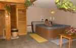 Táborhelyszínek Eger Hotel R jakuzzi