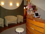 Táborhelyszínek Eger Hotel R recepció