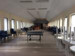 Táborhelyszínek Felsőtárkány Hotel és Tábor foglalkoztató belülről