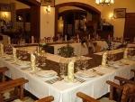 Táborhelyszínek Kaszó Üdülőtábor étterem