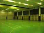 Táborhelyszínek Kaszó Üdülőtábor sportcsarnok