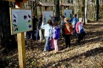 Táborhelyszínek Kaszó Üdülőtábor tanösvény