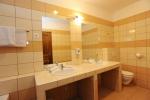 Táborhelyszínek, Nagybörzsöny Hotel fürdőszoba 2