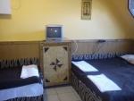 Táborhelyszínek - Révfülöp üdülőtábor szoba 2