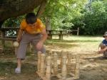 Táborhelyszínek, Somogydöröcske Ifjúsági Tábor lengőteke