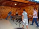 Táborhelyszínek Szaknyér Ifjúsági Tábor pingpong