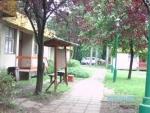 Táborhelyszínek Tata Ifjúsági Tábor épületek