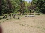 Táborhelyszínek, Velence Ifjúsági Tábor tűzrakóhely