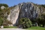 Táborhelyszínek, Aggtelek Ifjúsági Üdülő cseppkőbarlang
