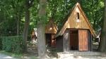 Táborhelyszínek, Bánvölgye Ifjúsági Tábor 2 fős faházak
