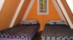 Táborhelyszínek, Bánvölgye Ifjúsági Tábor emeletes faház tetőtér
