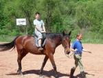 Táborhelyszínek, Bánvölgye Ifjúsági Tábor lovaglás