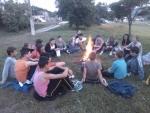 Táborhelyszínek, Bogács Ifjúsági Tábor tábortűz