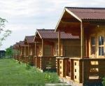 Táborhelyszínek, Csemő Ifjúsági Tábor faházak