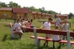 Táborhelyszínek, Csemő Ifjúsági Tábor udvar pihenő