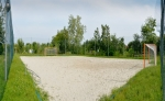 Táborhelyszínek, Jászboldogháza Tábor homokos sportpálya