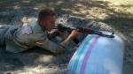 Táborhelyszínek - Mezőhegyes Ifjúsági Tábor lövészárokban