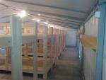 Táborhelyszínek - Mezőhegyes Ifjúsági Tábor sátor szállás