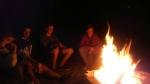 Táborhelyszínek - Mezőhegyes Ifjúsági Tábor tábortűz